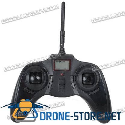 2.4GHz 4-channel Radio for Hubsan X4 H-107 Mini UFO Quadcopter