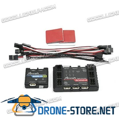 XAircraft Multi-rotor Flying Control Standards Set (FC1212-P  AHRS-S V2/MFCV2_STD)