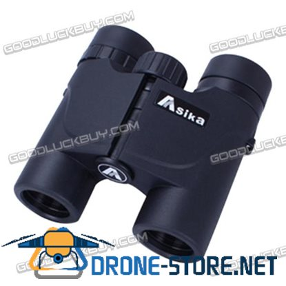Asika W3 8 x 25 Waterproof Night Vision Clarity Binocular Telescope