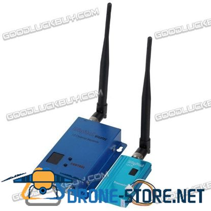 1.4G/1.5G/1.6G RF-515H Wireless Transmitter & Receiver Set 1500mW
