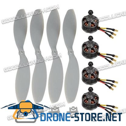 Original X650 Pro Power Unit High Performance APC Propellers+T-Motors 3001 800KV