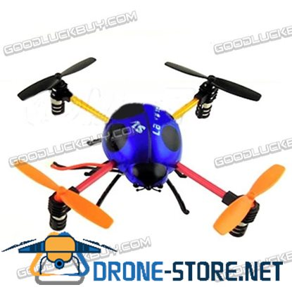 4-AXIS 2.4G 4 Channel 2.4GHz RC Radio Control Aircraft Helicopter Mini 6043 GYRO Blue
