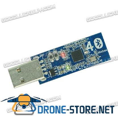 Bluetooth4.0 BLE USB Dongle USB Adapter Analyzer Programmer Module