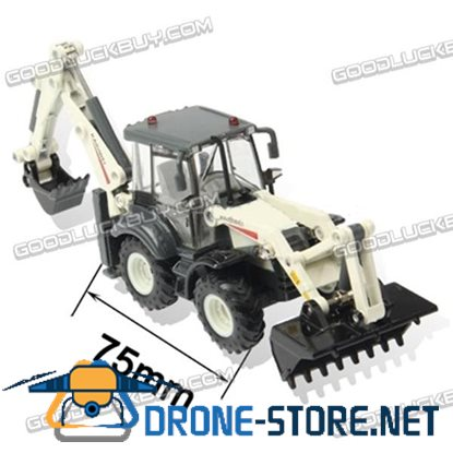 1:50 Diecast Alloy Excavator Truck Model Toy
