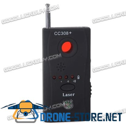 CC308+ Full Range Multi-Detector Wireline Wireless Camera BUG Detector