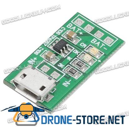 4.2V 0.3A Micro USB Interface Charge Module Programmable USB Charger