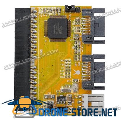 40 Pin IDE to SATA or SATA to IDE HDD Hard Ware Adapter Converter