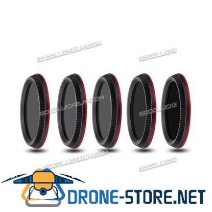 ND4 ND8 ND16 Lens Filter for DJI inspire 1 OSMO X3 Gimbal FPV Camera