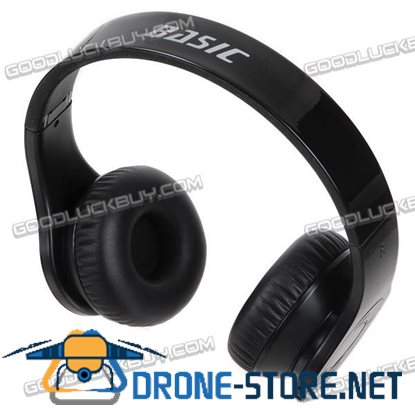 Bluedio B Bluetooth 3.0 Foldable Wireless Headphones Stereo Headset FM Micro SD
