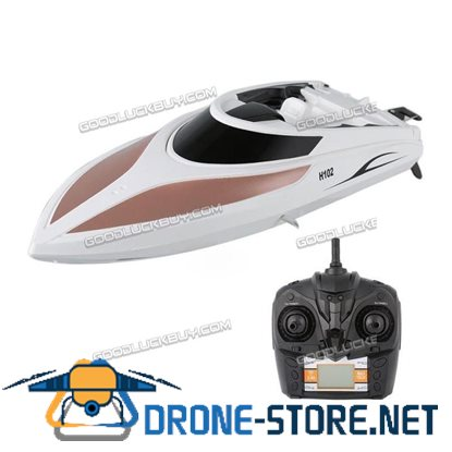 H102 15 MPH Electric RC Boat Water Cooling High Speed Remote Control Racing Boat