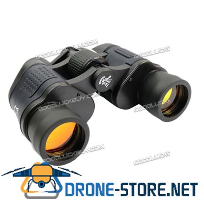 Optical Night Vision Binoculars Telescope 60 X 60 High Clarity 5-3000M
