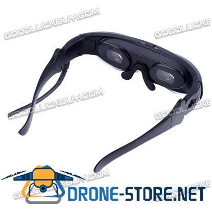2D 3D Head-mount Visual Reality VR Video Glasses Goggles for FPV