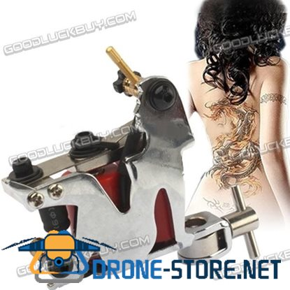 Beauty Shape Steel 10 Wrap Coils Secant Tattoo Machine Gun for Liner & Shader