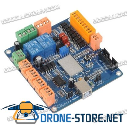 CNC USB 3-axis 4-Axis MK1 USB Controller Driver Board for Engraving Machine