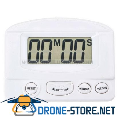 Electronic LCD Digital Cooking Kitchen Timer Countdown