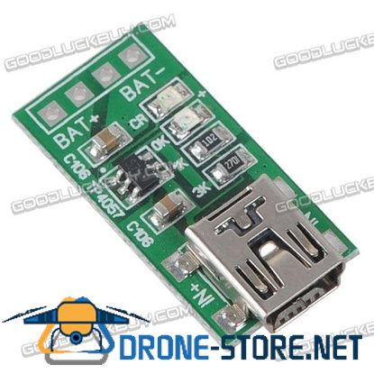 4.2V 0.3A Mini USB Interface Charge Module Programmable USB Charger