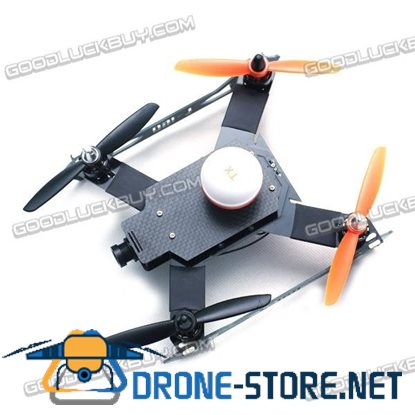 L160-1 Carbon Fiber Quadcopter RTF RC Drone with F3 720P Camera Monitor ESC Motor