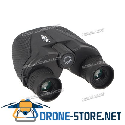 BIJIA Waterproof 12X Ultra-clear Super Zoom High-powered Binoculars Watching