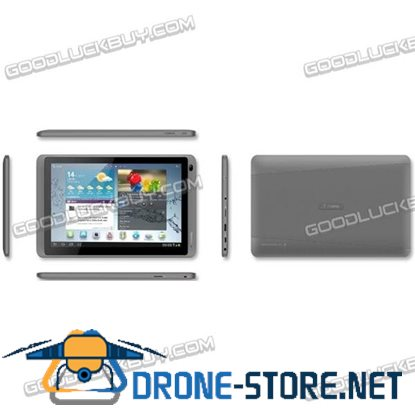 "16GB 10.1"" Ramos W27 Dualcore AML8726M-MX Android 4.0 Tablet pc 1.5GHZ WIFI-White"
