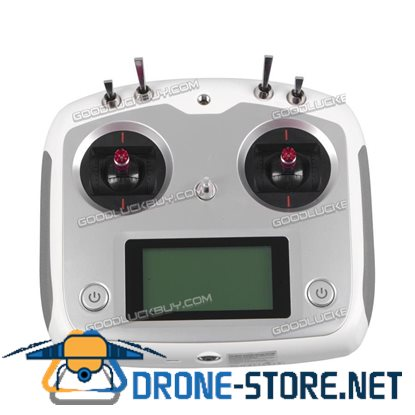 Flysky FS-i6S 2.4G 6CH Transmitter TX with FS-iA6B Receiver RX for FPV Multicopter