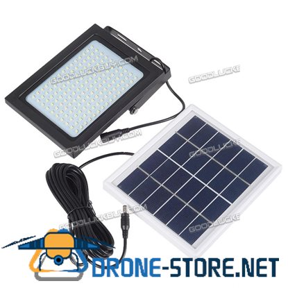 150 LED Solar Power Flood Light Sensor Motion Activated Outdoor Garden Light Lamp