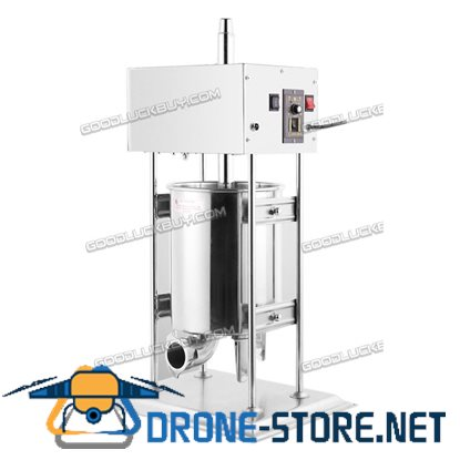 10L Electric Sausage Stuffer 2 Speed Stainless Steel Meat Filler Promotion