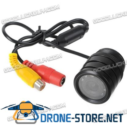 WX2837BS 2.4G Wireless DVD Car Rear View Night Vision Reversing Backup Camera for GPS