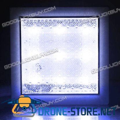 10W LED Ceiling Cabinet LED Light Lamp Bulb 85-265V Blue