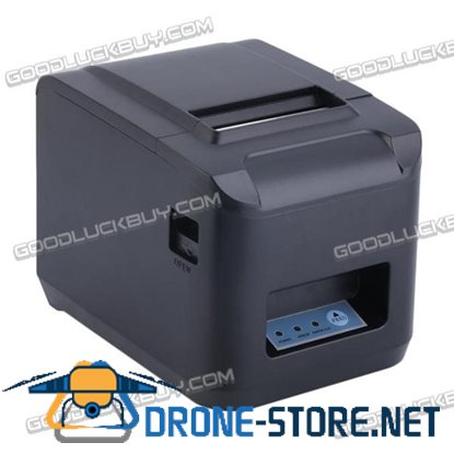 POS-8320 Wifi Wireless POS Thermal Receipt Printer 80mm Auto Cutter for Windows
