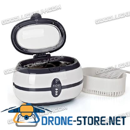 VGT-800 Ultrasonic Cleaner 600ML Jewellery Watch Glasses Cleaning Instrument