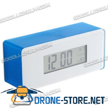 Stylish Moonbeam Bedside Digital Clock
