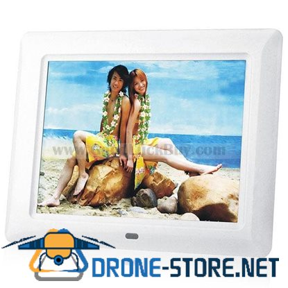 "8"" inch LCD Screen Digital Photo Frame Picture Video Music Player 515"
