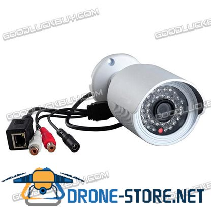 IPCC-H03 1.0MP 1/4 CMOS HD 720P Wireless Network IR Bullet Security Camera 36LEDs