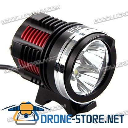 3600LM 3*CREE-XM-L2 Waterproof 4 Mode LED Bicylce Light Bike Lamp with Taillight LT-3