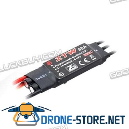 AL-ZTW 40A Programmable BEC Brushless BEC for Quadcopter Multicopter