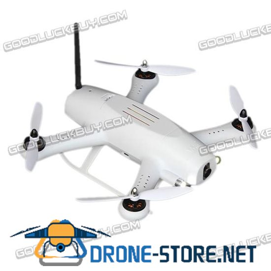 WST Shuttle-280 4-Axis Quadcopter Mini Drone Racing Copter with 9CH Remote Controller for FPV