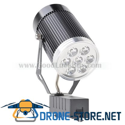 7W LED Track Light Aluminium Alloy LED Track Light Lamp