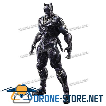 "11"" Marvel Universe Variant Play Arts Kai Black Panther PVC Action Figure"