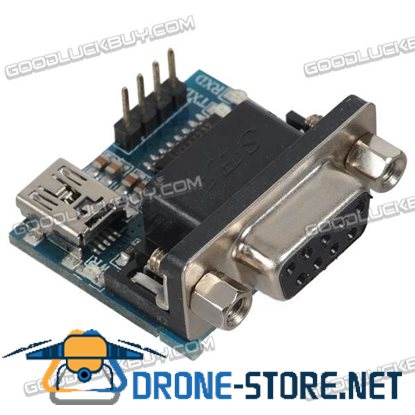 JY-R2T V1.2 RS232 Serial Port Converter w/ Cable