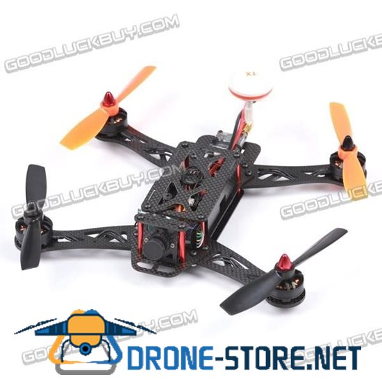 L270-2 270mm Carbon Fiber Quadcopter RTF RC Drone with 720P Camera Monitor ESC Motor