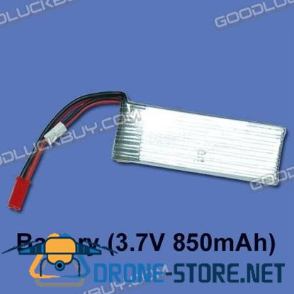 Walkera V120D05 Parts HM-V120D05-Z-25 Battery(3.7V 850Mah)