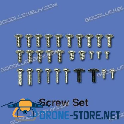 Wakera V120D01 HM-V120D01-Z-11 Screw Set