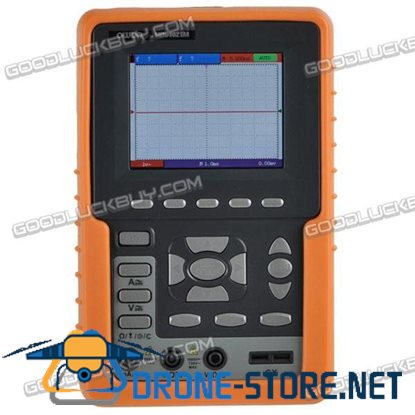 OWON HDS1021M 1 Channel 20 MHz Scopemeter Oscilloscope & Multimeter