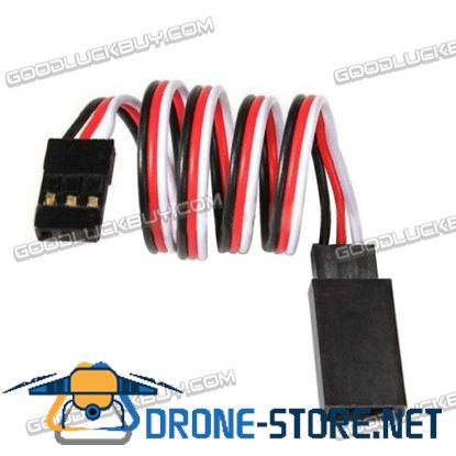 50x 150mm Servo Extension Lead Wire Cable For Futaba JR