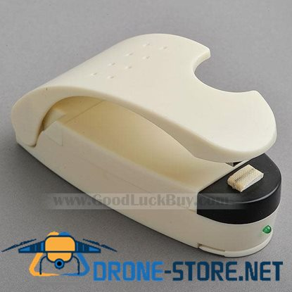 Mini Portable Handy Plastic Bag Sealer Manual closer