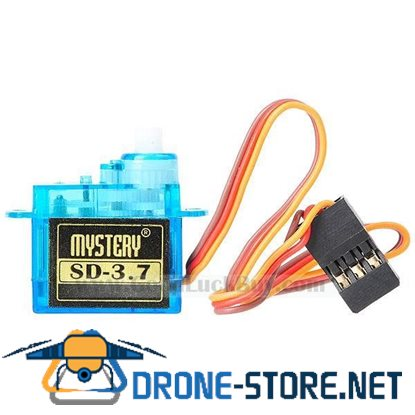 MYSTERY SDS-S0307 RC Helicopter 3.7g 0.7Kg 0.1s Plastic Digital Servo