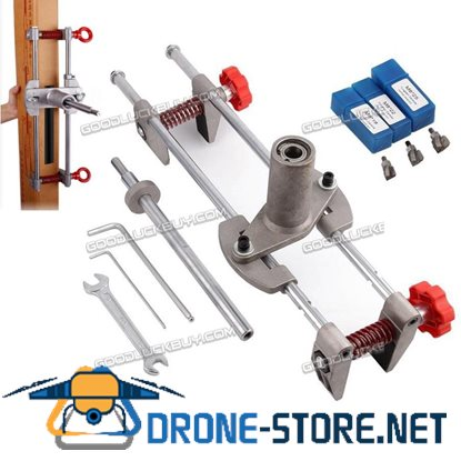 18/22/25mm Mortice Lock for Jig DBB-JIG1 Door Lock Mortiser Kit & 3 Cutter 2 key