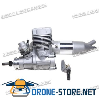 8.5CC Motor 2 Stroke Nitro Engine RC ASP S52AII for RC Airplanes Helicopters