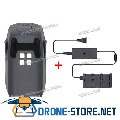 DJI Spark Drone Intelligent Battery 1480mAh & Spark Battery Charger Charging Hub