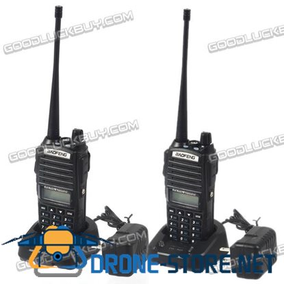 Baofeng UV82 VHF UHF Dual Band MHz Ham Two-way Radio Walkie Talkie Interphone